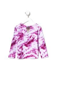 KIDS LONG SLEEVE TOP 12-14 MAYFAIR MARY