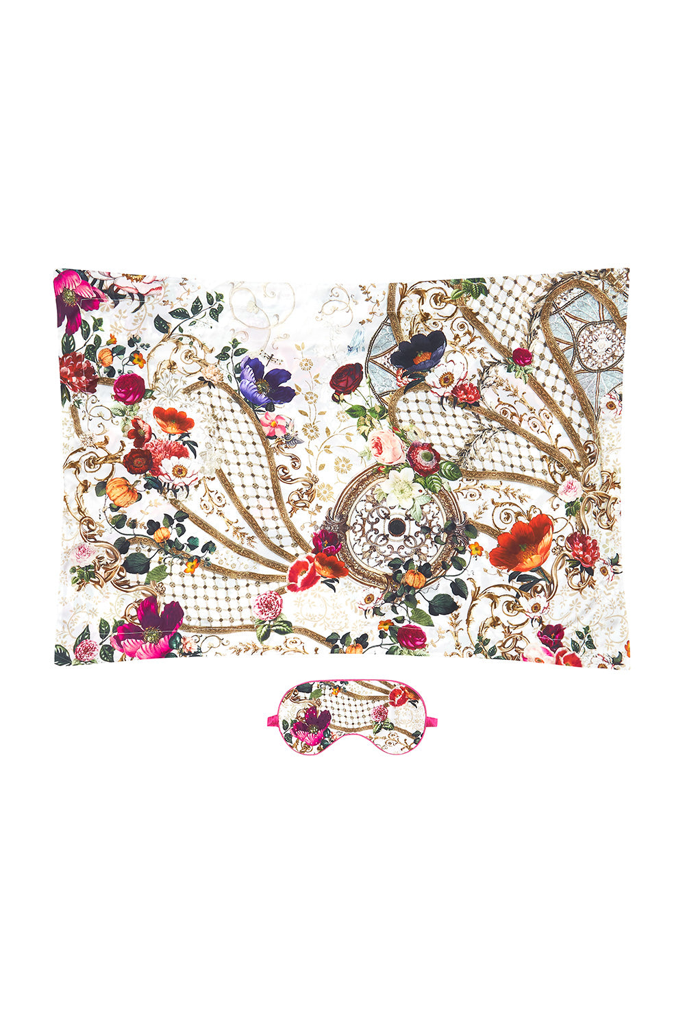 EYE MASK AND PILLOW SET FAIRY GODMOTHER