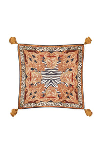 SMALL SQUARE CUSHION SON OF SEVEN QUEENS