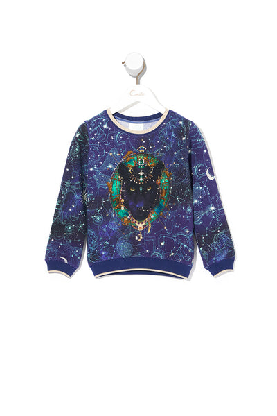 INFANTS SWEATER STARGAZERS DAUGHTER