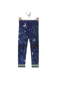 KIDS LEGGINGS STARGAZERS DAUGHTER