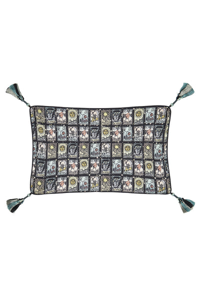 RECTANGLE CUSHION ASTRO DISCO