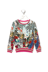 INFANTS SWEATER GULLY OF JUPITER