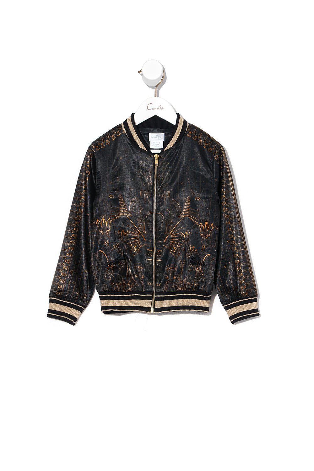 BOYS BOMBER JACKET COBRA KING