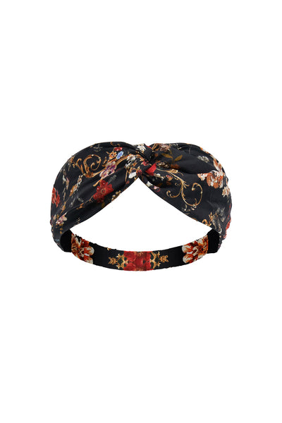 WOVEN TWIST HEADBAND A GIRL LIKE YOU
