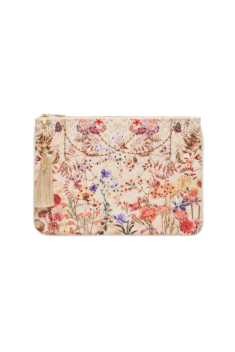 SMALL CANVAS CLUTCH DRIFTING DREAMER