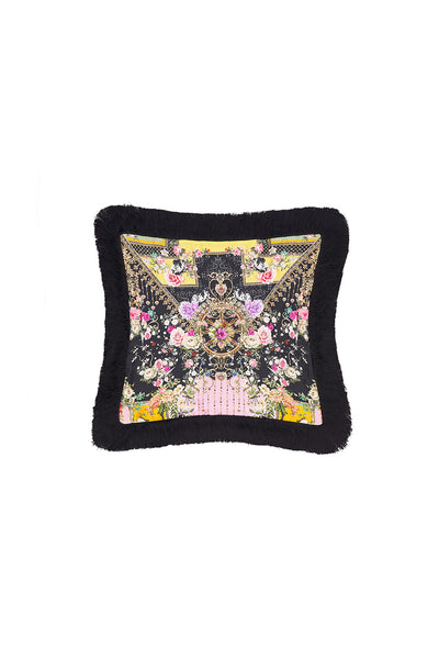 SMALL SQUARE CUSHION MONTAGUES CAPULET