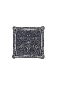 SMALL SQUARE CUSHION MIDNIGHT PEARL