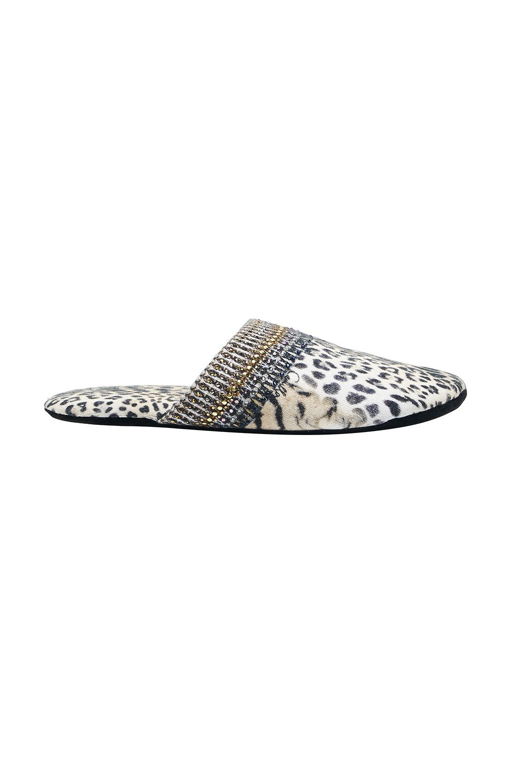 LOUNGEWEAR SLIPPER JAGUAR