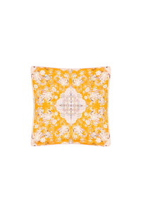 SMALL SQUARE CUSHION MARRAKESH MAIDEN