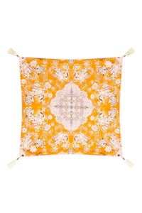 LARGE SQUARE CUSHION MARRAKESH MAIDEN