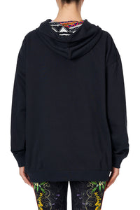OVERSIZED HOODIE WITH POCKETS ARNOTTS
