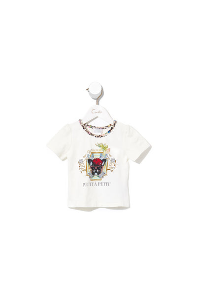 BABIES SHORT SLEEVE TEE OH CECILE