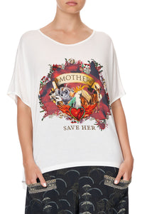 MOTHER CHARITY TEE