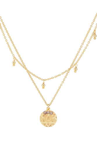 BY CHARLOTTE HARMONY NECKLACE GOLD