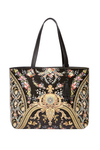 CAMILLA EAST WEST TOTE FRIEND IN FLORA