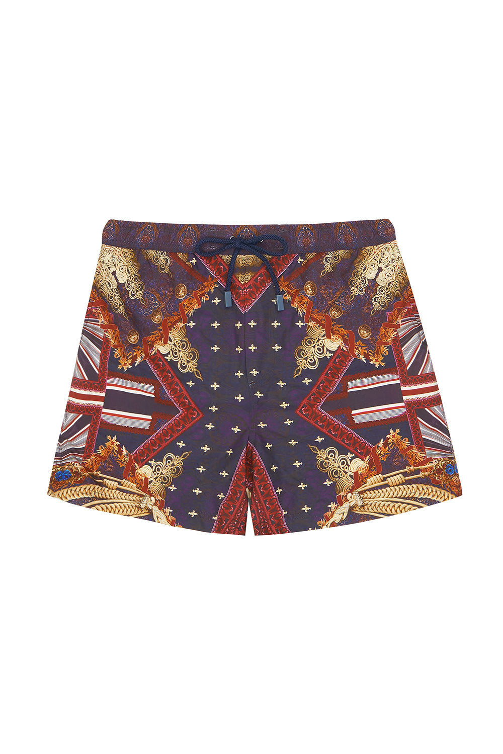 CAMILLA ELASTIC WAIST BOARDSHORT THIS CHARMING WOMAN