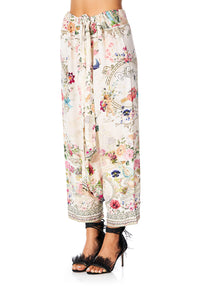 HAREM PANTS JARDIN POSTCARDS