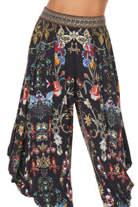 JERSEY DRAPE PANT WITH POCKET DANCING IN THE DARK