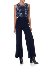 KNITTED PANT WITH SIDE DETAIL MARE MYSTIQUE