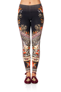 CAMILLA LEGGINGS MARAIS AT MIDNIGHT