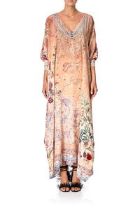 LONG KAFTAN WITH CUFF ALL MY AVIGNON