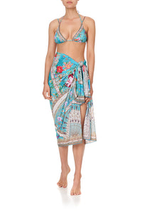 LONG SARONG A SONNET FOR SATINE