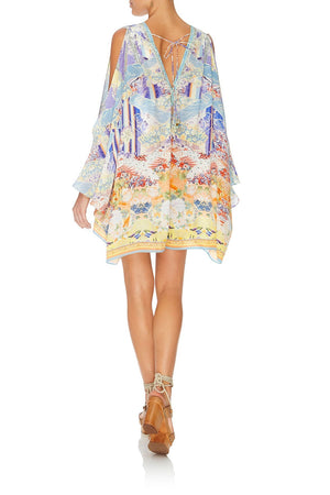48838bed852 PLAYSUIT WITH SLEEVE SPLIT GIRL IN THE KIMONO PLAYSUIT WITH SLEEVE  SPLITGIRL IN THE KIMONO. by Camilla eBoutique