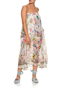 CAMILLA POCKET SKIRT DRESS BOHEME