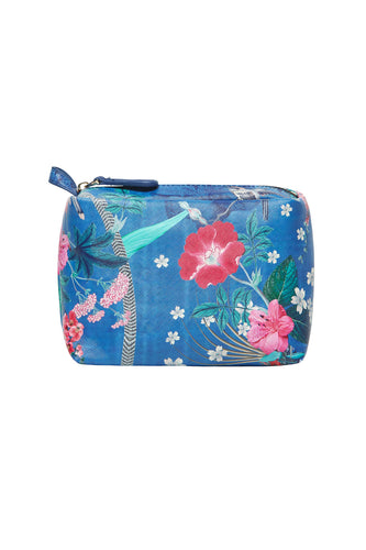 SMALL MAKE UP BAG FARAWAY FLORALS