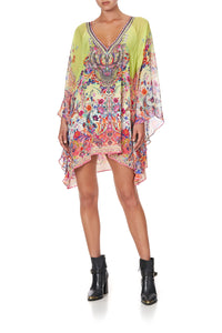 RAGLAN SLEEVE FLARED KAFTAN PEACE MOVEMENT