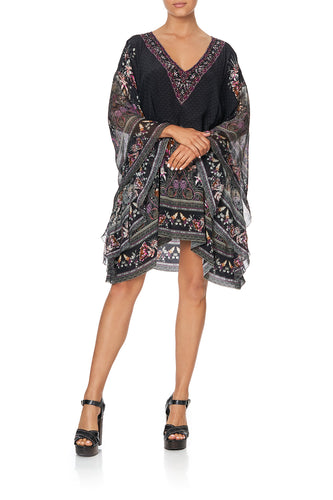 RAGLAN SLEEVE FLARED KAFTAN RESTLESS NIGHTS
