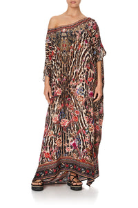 ROUND NECK KAFTAN LIV A LITTLE