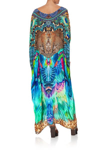 ROUND NECK KAFTAN MOTHER XANADU