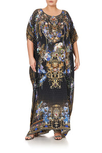 ROUND NECK KAFTAN PALACE PLAYHOUSE - O/S