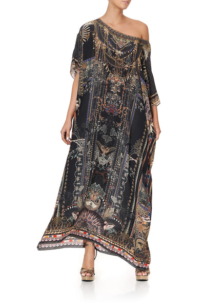ROUND NECK KAFTAN SON OF SEVEN QUEENS