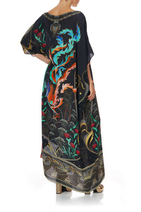 ROUND NECK KAFTAN WISE WINGS