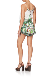 SHOESTRING STRAP PLAYSUIT DAINTREE DARLING