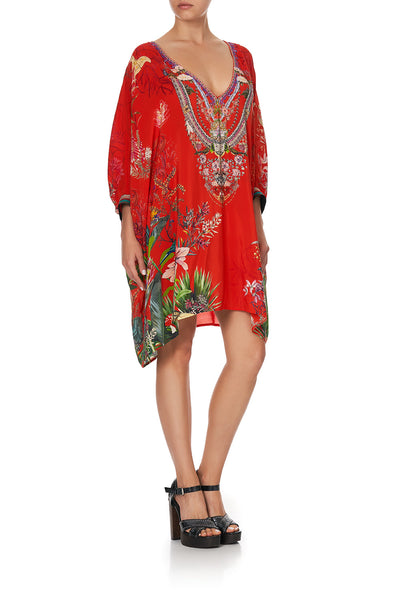 SHORT KAFTAN WITH CUFF FARAWAY TREE