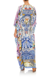 CAMILLA SPLIT SLEEVE KAFTAN W HARDWARE GEISHA GATEWAYS