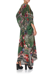 SPLIT SLEEVE KAFTAN WITH HARDWARE TALES OF TIME