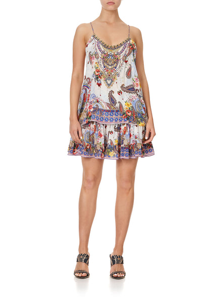 T BACK SHOESTRING TOP FRIDA FREEDOM
