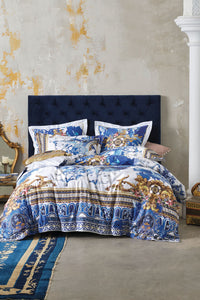 KING BED QUILT COVER SET SAINT GERMAINE