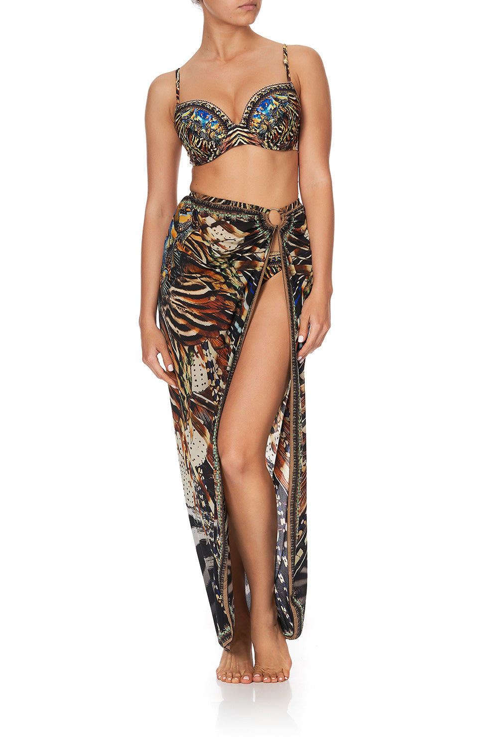 RING TRIM LONG SARONG LOST PARADISE