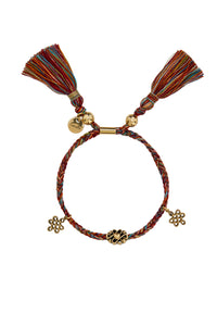MIAO MUSE WOVEN ROPE BRACELET