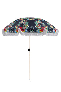 TOUCAN PLAY PRINTED BEACH UMBRELLA