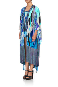 KIMONO WITH LONG UNDERLAYER WATEGOS WANDERLUST