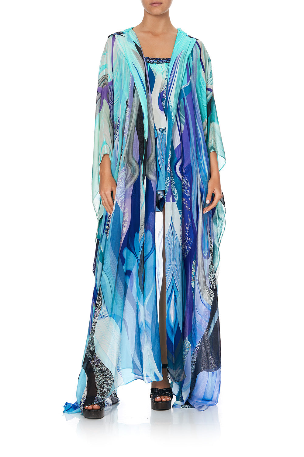 OVERSIZED ROBE WATEGOS WANDERLUST