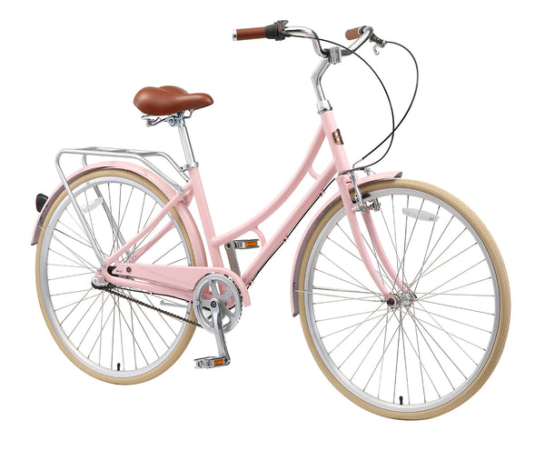 AO Women's Bicycle Co. Audrey 3-Speed Commuter City Bike
