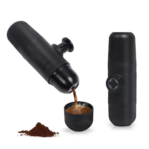 Portable Espresso Machine - agitra